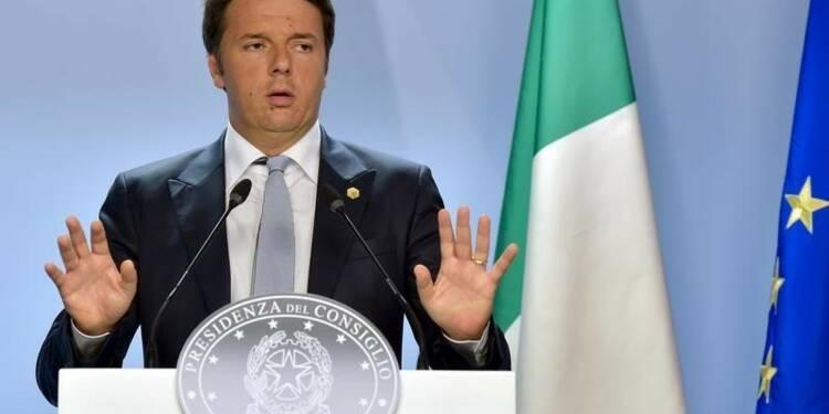 L'Italie souhaite que Bruxelles change d'attitude à son égard