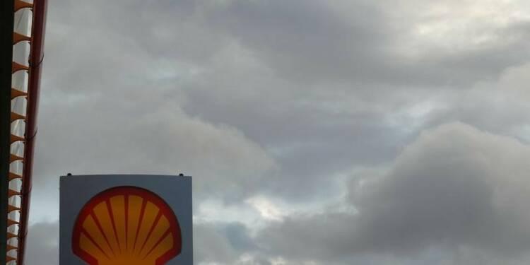 Shell anticipe un bénéfice pour le 4e trimestre divisé par deux