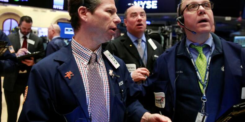Wall Street termine en hausse avec le pétrole, malgré Alcoa