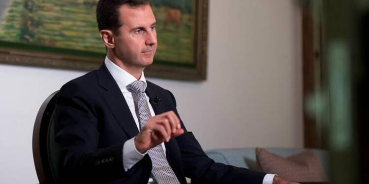 Le gouvernement syrien se dit prêt à discuter avec l'opposition