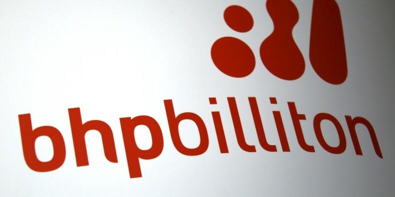BHP Billiton réduit sa prévision de production de minerai de fer
