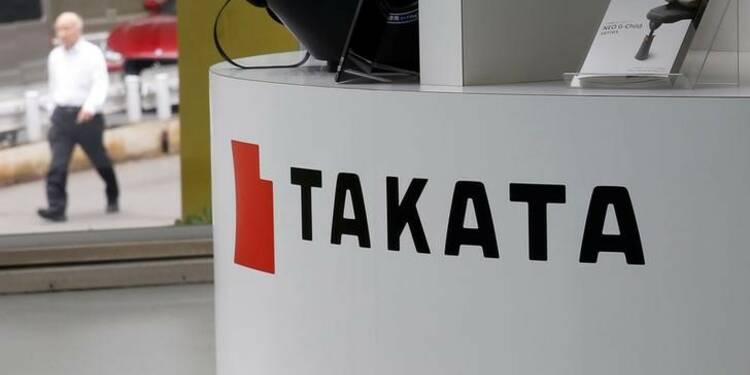 Takata discute avec KKR et d'autres investisseurs