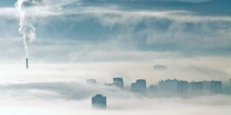 491.000 victimes de pollution de l'air en Europe