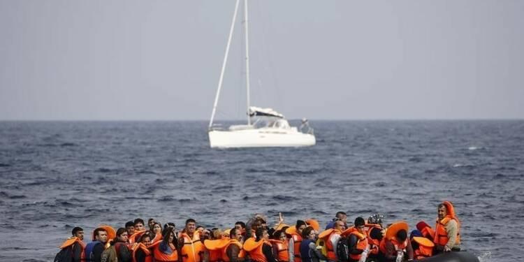 L'Otan va agir contre le trafic de migrants en mer Egée
