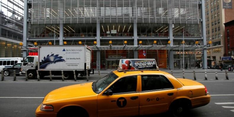 Deuxième perte trimestrielle consécutive pour le New York Times