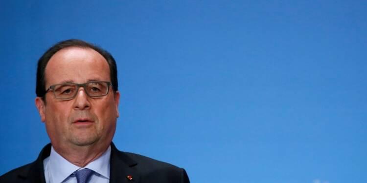 François Hollande joue sa fin de quinquennat sur la loi Travail