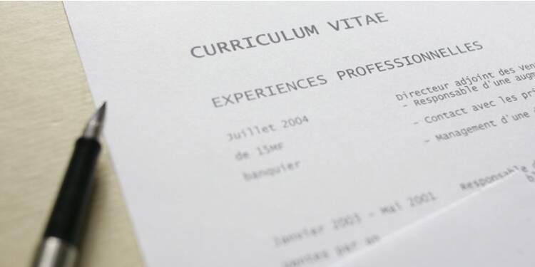 Les sept boulettes qui plombent un CV