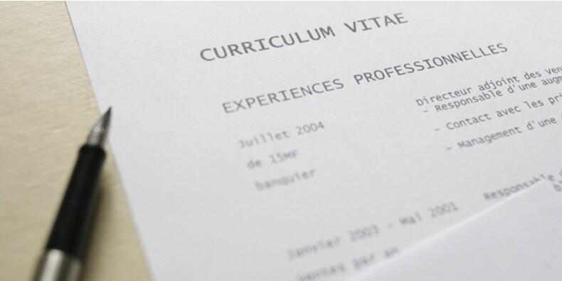 Le CV anonyme ne sera pas rendu obligatoire