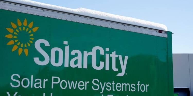 Tesla offre jusqu'à 2,8 milliards de dollars pour SolarCity