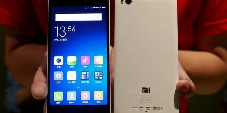 Xiaomi rate son objectif 2015 de livraisons de smartphones