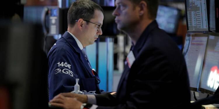 Wall Street ouvre en petite hausse