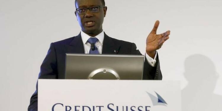 Le patron de Credit Suisse renonce à une partie de sa prime