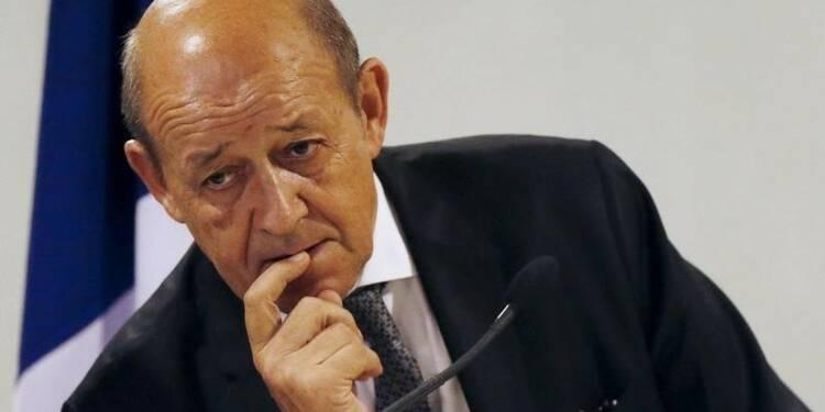 Jean-Yves Le Drian sera un ministre de la Défense à plein temps