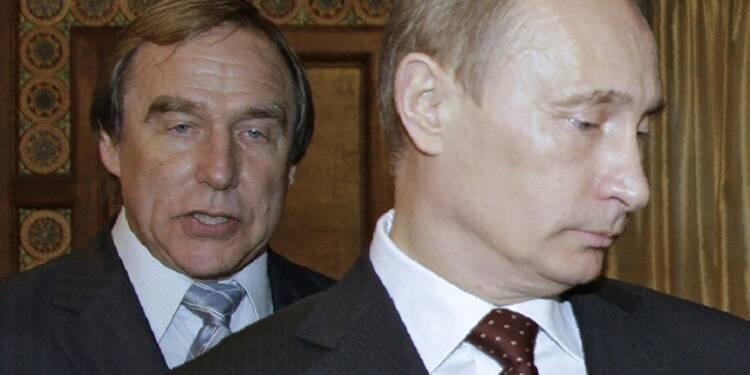 """Paradis fiscaux: Vladimir Poutine est la """"cible principale"""" de l'enquête journalistique"""