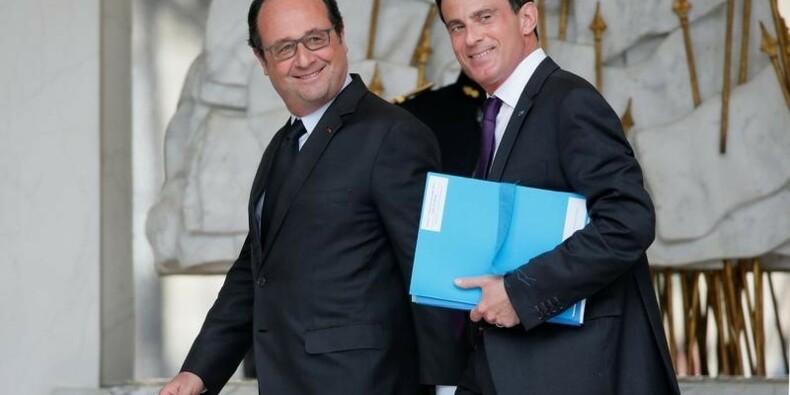 La popularité de Valls plonge, selon un sondage BVA