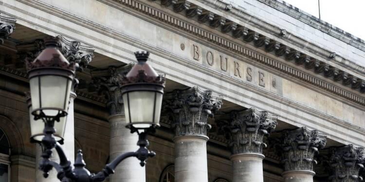 Les Bourses européennes poursuivent leur rebond à mi-séance