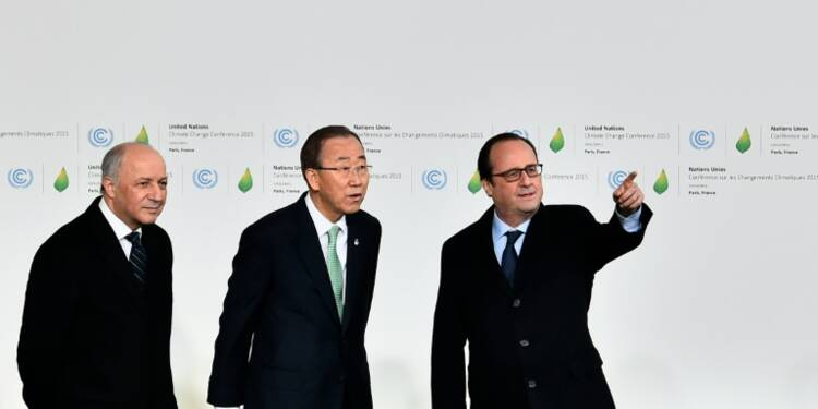 Climat: le monde de la finance appelle les grandes puissances à signer l'Accord de Paris