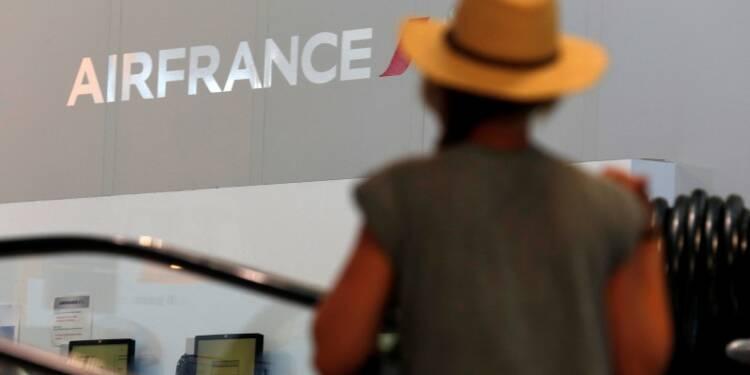 90% des vols assurés mardi chez Air France
