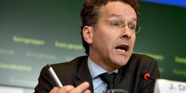 Le patron de l'Eurogroupe veut plus de fermeté envers la France