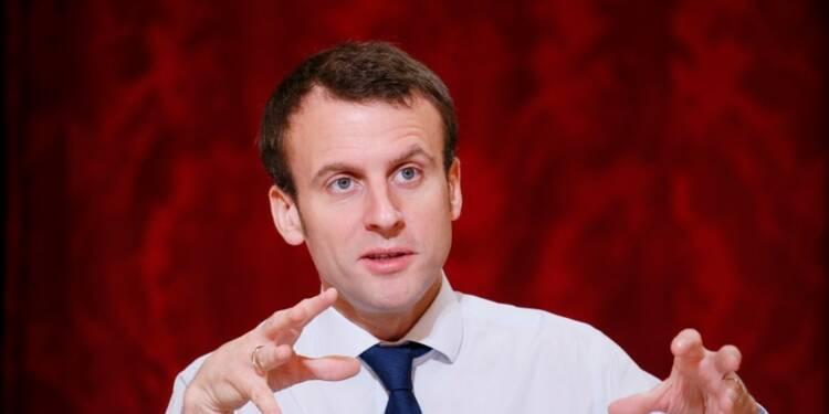"""""""En Marche !"""", le nouveau mouvement politique à la sauce Macron"""