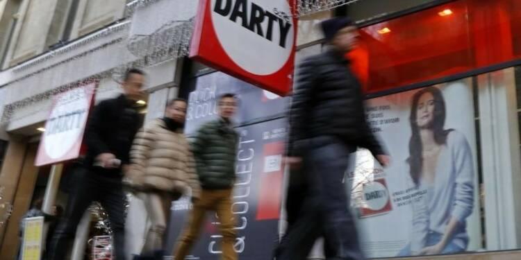 Le chiffre d'affaires de Darty progresse de 2,6% au 3e trimestre