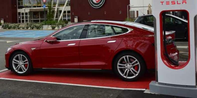 Exclusif : 400 kilomètres au volant d'une Tesla Model S 100% électrique