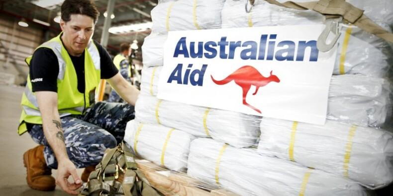L'aide arrive aux Fidji où le cyclone a fait 42 morts