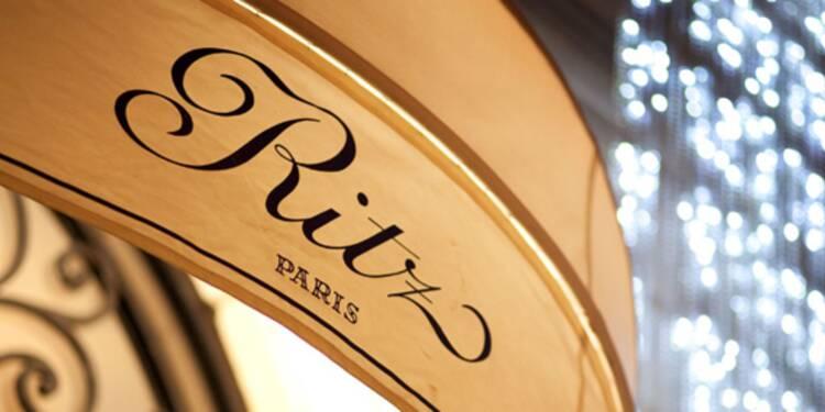 Incendie circonscrit au Ritz, tout juste rénové pour 140 millions d'euros