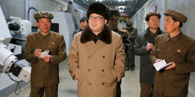 Pyongyang dit avoir testé un moteur pour missile balistique