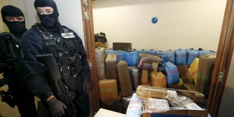 Un indicateur de police en examen pour un gros trafic de drogue