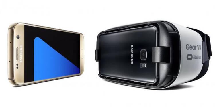 Le Galaxy S7, une bête de course taillée pour la réalité virtuelle