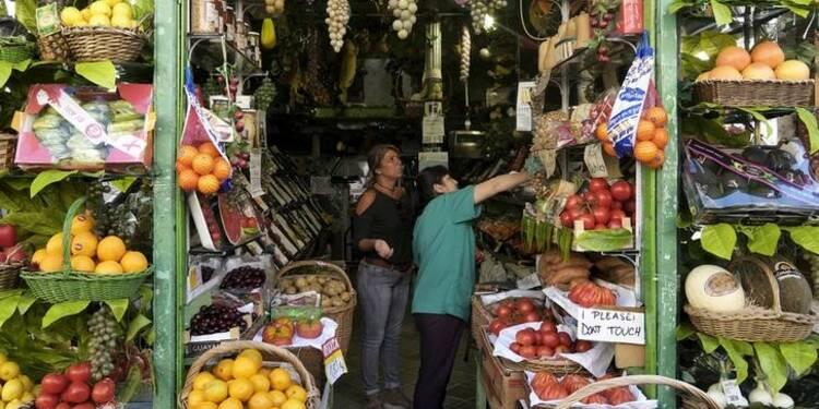 L'inflation reste négative en mai dans la zone euro