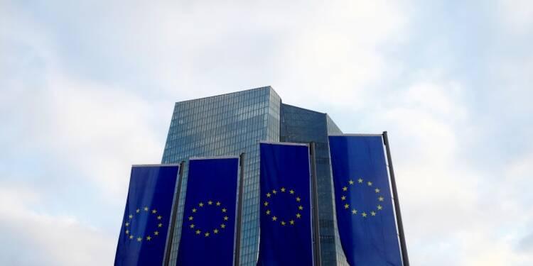 La BCE prédit que la croissance en zone euro va ralentir