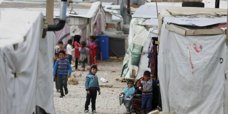 Appel de fonds de l'Onu pour scolariser un million de réfugiés