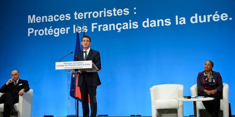 La déchéance de nationalité des terroristes maintenue