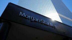 Recul du bénéfice de Morgan Stanley au 2e trimestre