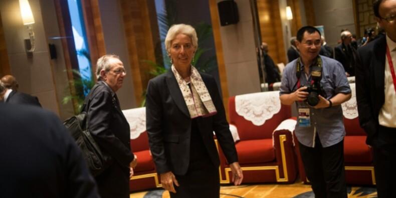 Le FMI tire la sonnette d'alarme sur la dette chinoise