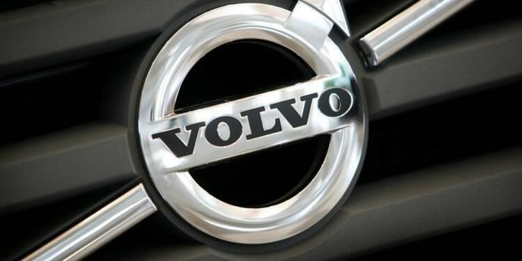 Volvo Cars vise un CA et des résultats record en 2016