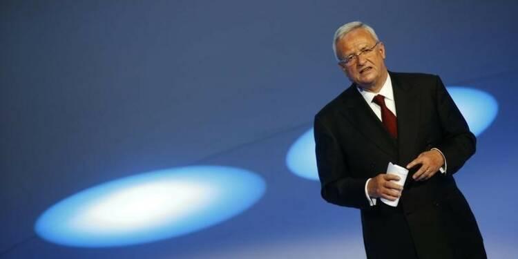 L'ex-patron de Volkswagen visé par une enquête judiciaire