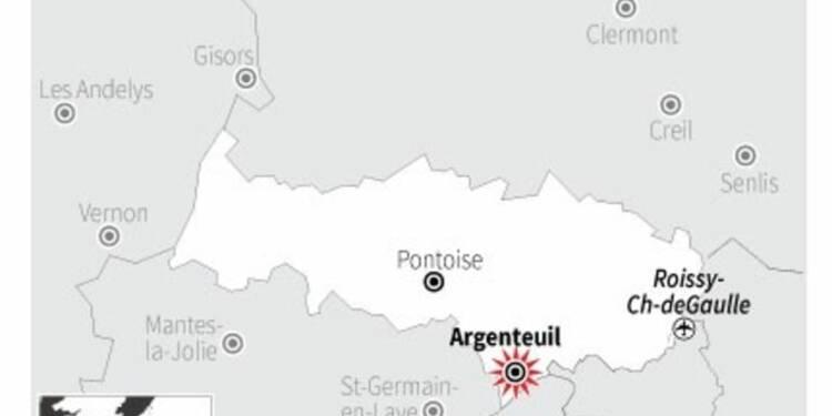 COR-Opération antiterroriste menée à Argenteuil, près de Paris