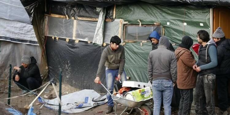 Près de 7.000 migrants recensés à Calais