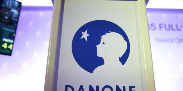 Danone rachète WhiteWave pour croître dans les produits bio