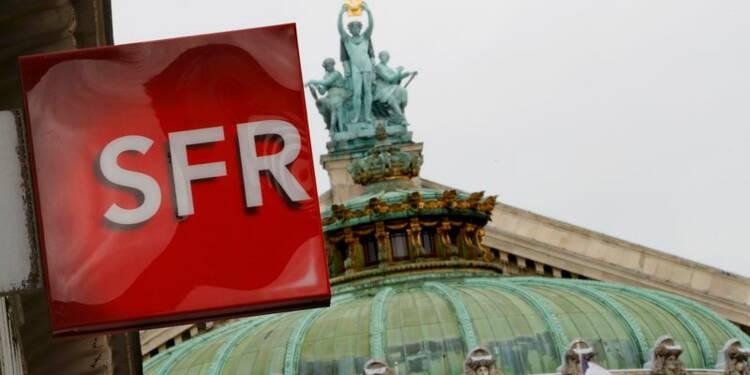 La restructuration de SFR chiffrée à 800 millions d'euros