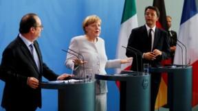 Paris, Berlin et Rome affichent un front commun après le Brexit
