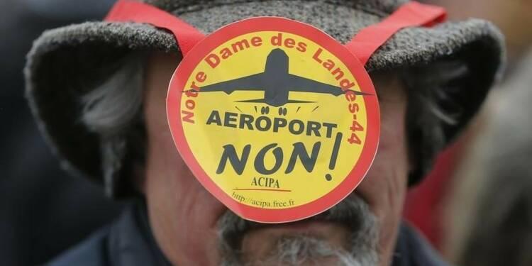 Six Français sur dix opposés à Notre-Dame-des-Landes