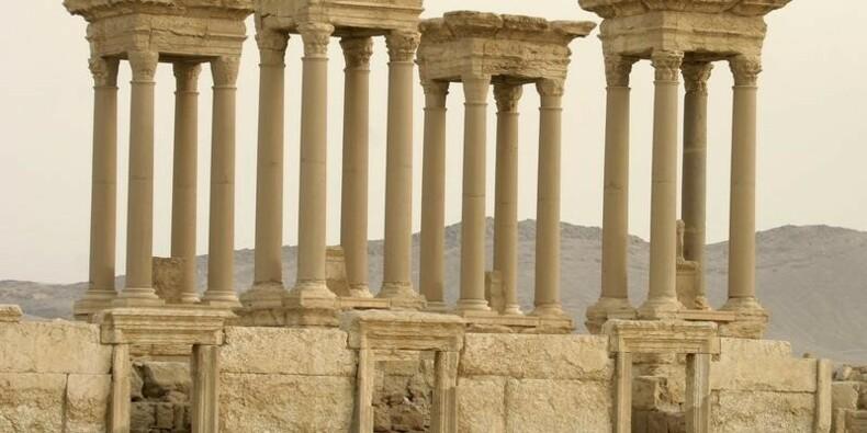 Le gouvernement syrien promet de restaurer Palmyre