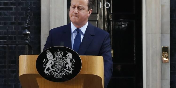 Cameron annonce qu'il démissionnera d'ici octobre