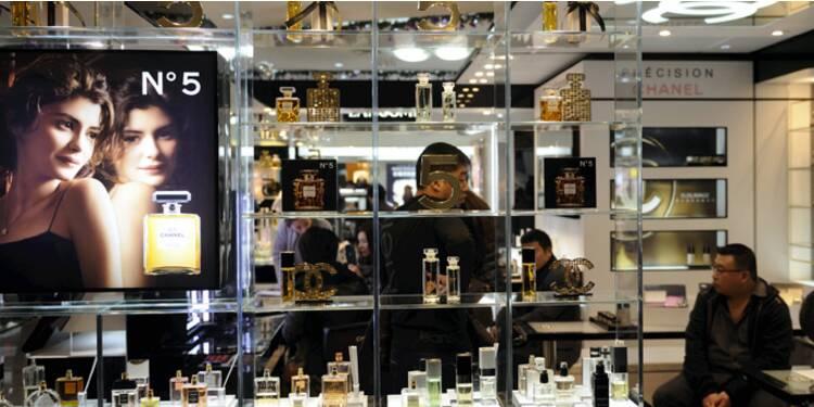 Chanel Concocte En Secret Un Nouveau Parfum N5 Capitalfr