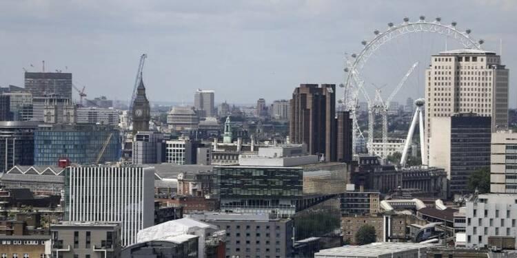 La croissance britannique confirmée à 0,4% au 1er trimestre