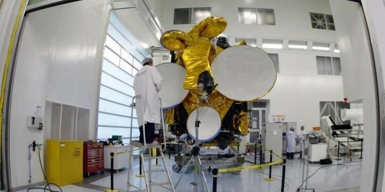 Eutelsat réduit ses investissements pour 2016 à 2019